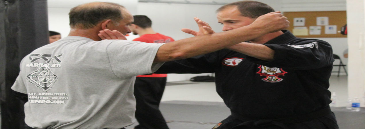 AKKI Kenpo - The Ultimate In Self-Defense